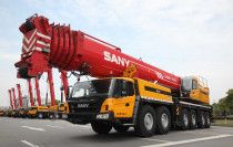 Brand new Cranes from SANY with European specifications