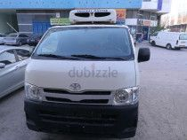 Toyota Hiace 2013 Freezer / Chiller for Sale also 2010 in Ajman