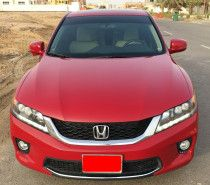 2014 Hot Honda Accord Coupe V6 For Sale in Abu Dhabi