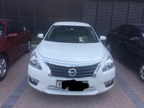 Nissan altima 2013 gcc simgle owner full agency maintained