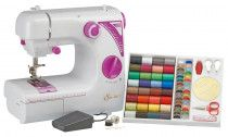 SEW LITE SEWING MACHINE MULTIFUNCTION WITH FOOT PEDAL