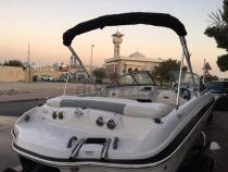 Pleasure Boat for sale. 2014. Tahoe. Good for fishing and water sports.