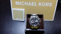 michael kors, for men 100% authentic with box and care card