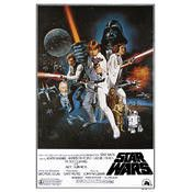 Star Wars A new Hope movie poster, excellent poster for all star wars fans