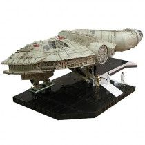 Very rare Star wars millennium falcon diecast ship only 400 in the world