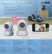 Wifi  BabyCam (not used) for sale in Dubai.