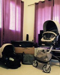 Stokke Explory full set in perfect condition for sale in Ras al-Khaimah