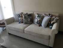 Sofa for sale BRAND NEW, off white color
