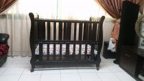 Cozy Baby Cot in good condition for sale in Sharjah
