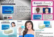 Royale L-Gluta Power Soap - Skin Whitening Glutathione Soap for sale in Sharjah