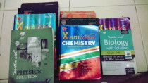 12th & 11th CBSE Guides (PCB) for sale. Can be sold separately in Dubai