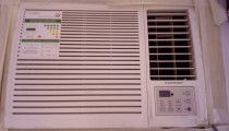 West point 1.5 ton Window AC - 1.5 yr old 2 Nos available for sale in Dubai