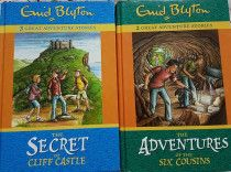Children Adventure Books by the author Guid Blyton for sale in Abu Dhabi