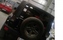 Jeep wrangler unlimited - for sale urgent