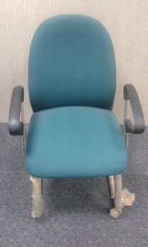 Neat and clean three chairs for office and lawn use purpose