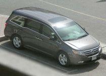 Honda Odyssey 2014 EX-L Option- Beautiful Elegant Automatic 7 Seater -80000 AED
