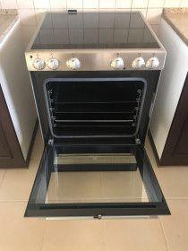 Brand new unused Electrolux ceramic top cooker