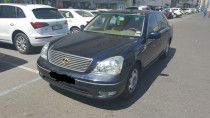 LEXUS LS-430 For Urgent Sale MODEL 2001 in VGC