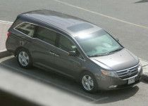Honda Odyssey 2014 EX-L Option Beautiful & Elegant Automatic 7 Seater -AED 85000