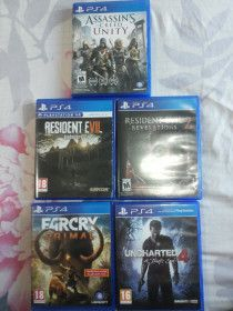 PS4 Games Sale/Trade   Hurry Up Grab the Offer