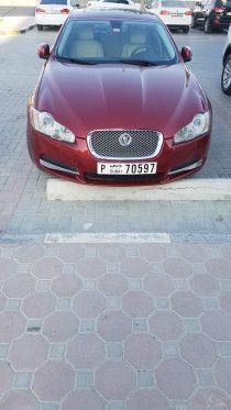 jaguar xf 2009 v6 3.0 premium luxury 89000km,3000AED