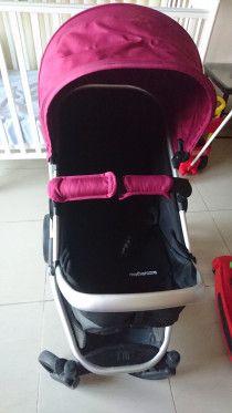 Mother's care Stroller pram baby crib (Baby shower)