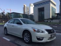 2013 Nissan Altima -GCC - Low KM- Service History