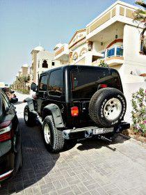 Jeep Wrangler 2005 model for urgent sale