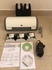 HP Deskjet D1560 Printer with software, Speakers