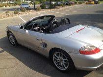 Porsche Boxter 2003 for sale - 160,000 km - 21,000 AED