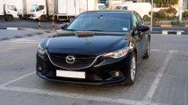 Black Mazda 2015 only low mileage for immediate Sale