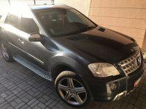 2010 Metallic Dark Grey ML 350 AMG Sport Kit