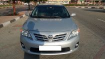 Toyota Corolla 1.8 XLI 2011 GCC Specification for Sale in Sharjah