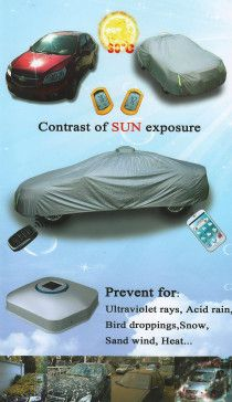 Automatic Safety Car Cover