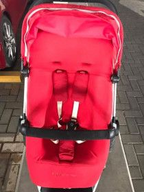 Quinny travel system including maxi cost car seat
