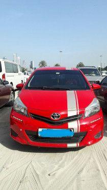 Car for sale Toyota Yaris 2012 Hatchback Limited