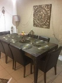 Dining Set Table For Sale near Trade Center