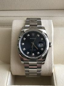New Rolex Watch Oyster Perpetual Date Just 36