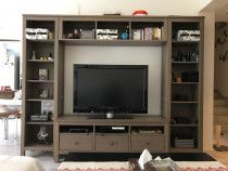 Cheap TV/Book Cabinet - Very good condition