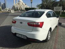 Kia Rio 2015 GCC specifications  excellent condition for sale in Sharjah