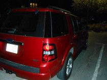 Ford Explorer 2009 Model in excellent condition