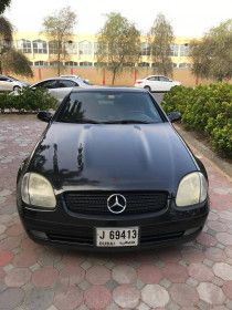 Mercedez Benz SLK Kompressor For Sale Dhs 13000.00