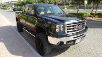 GMC Sierra 2013 Fully Modified by Al Ghandi Customs,GCC for sale in Dubai
