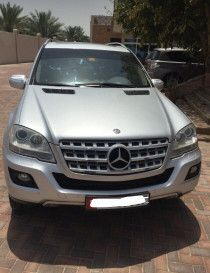 Mercedes Benz ML 350 GCC Spec (Lady Owner)