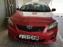 Toyota Corolla S 2009 Full Option  Top Range