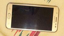 Samsung J5 Golden colour 8GB Dual Sim-cards