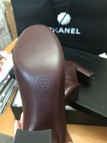 Chanel high boots for sale (brand new)  collect in DIFC