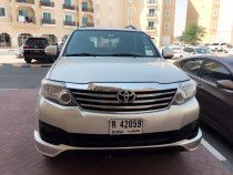 Toyota Fortuner 2013 V6 in excellent condition