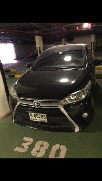 2016 Toyota Yaris for Sale in Good Condition, Warranty & Service Plan