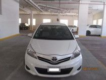 Toyota Yaris 2013 For Sale in Sharjah in Good Condition